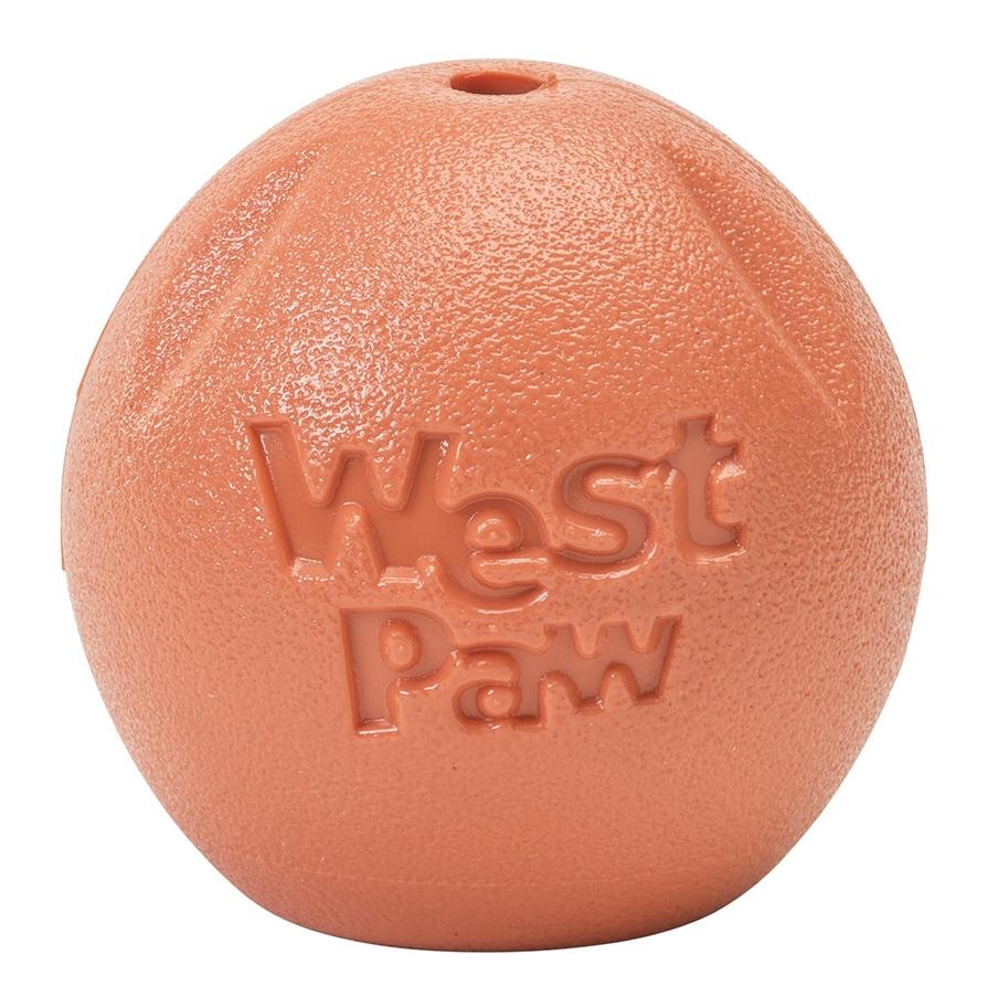 Зогофлекс Мячик полый Rando для мелких и средних пород собак, в ассортименте, Zogoflex