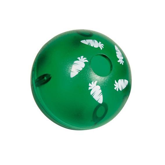 Трикси Мяч для игр и лакомства, диаметр 7 см, Trixie