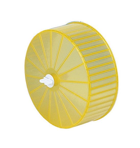 Ферпласт Пластиковое беговое колесо для грызунов, в ассортименте, Ferplast.