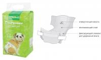 Триол Подгузники для домашних животных, в ассортименте, Triol