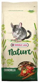 Верселе Лага Корм беззерновой Nature Chinchilla для шиншилл, в ассортименте, Versele-Laga