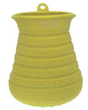 ЗооУан Лапомойка силиконовая для лап кошек и собак, в ассортименте, ZooOne