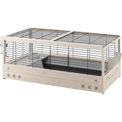 Ферпласт Клетка Arena деревянная для кроликов и морских свинок, в ассортименте, Ferplast