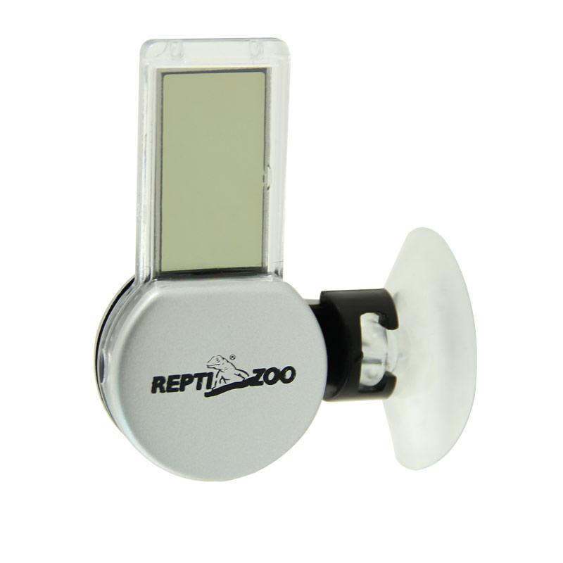 РептиЗоо Электронный термометр/гигрометр для террариума SH125, 6*3*3 см, ReptiZoo