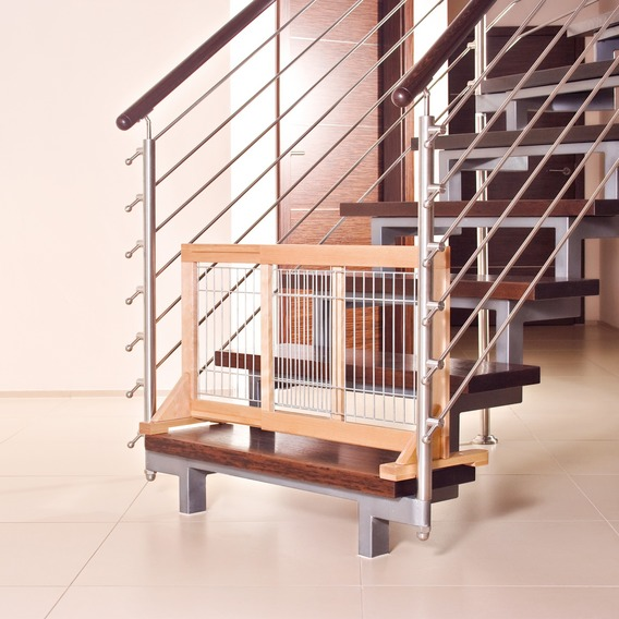 Трикси Перегородка деревянная ширина от 63 до 108 см, высота 50 см, Trixie