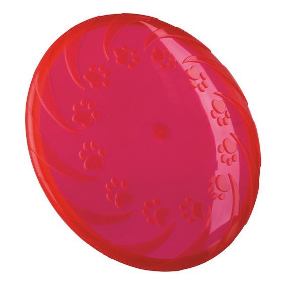 Трикси Диск для фрисби силиконовый, 2 размера, цвета в ассортименте, Trixie