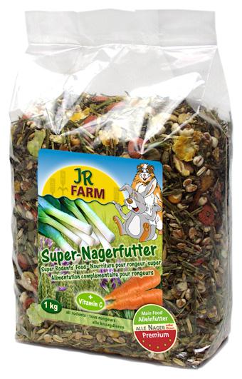 JR FARM Корм Super Rodents Food универсальный для всех грызунов, в ассортименте