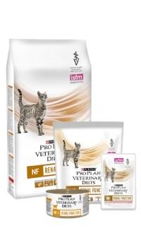 Ветеринари Диетс Корм сухой Diets NF Renal для кошек при патологии почек, в ассортименте, Purina Pro Plan