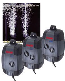 Эхейм Компрессор Air Pump с распылителем, 3 варианта мощности, Eheim