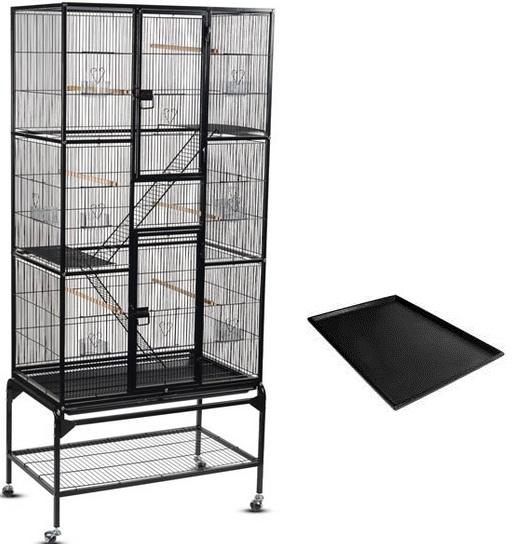 Триол Поддон к клетке 5005 для грызунов и птиц, 74*45 см, Triol