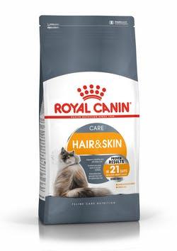 Корм Роял Канин Hair end Skin Care для кошек в целях поддержания здоровья кожи и шерсти, в ассортименте, Royal Canin