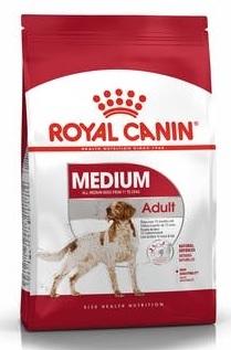 Корм Роял Канин MEDIUM Adult сухой для взрослых собак средних пород  в возрасте от 12 месяцев до 7 лет, в ассортименте, Royal Canin