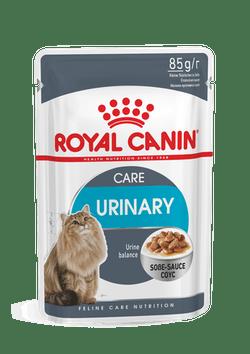 Влажный корм (паучи) Роял Канин Urinary Care для кошек Профилактика МКБ, 12*85 г, Royal Canin