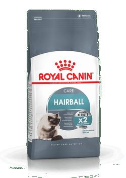Корм Роял Канин Hairball Care сухой для кошек Вывод шерсти из желудка, в ассортименте, Royal Canin