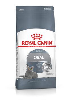 Корм Роял Канин Oral Care (Орал Кеа) сухой для кошек в возрасте от 1 года до 10 лет, гигиена полости рта и профилактика образования зубного камня, в ассортименте, Royal Canin