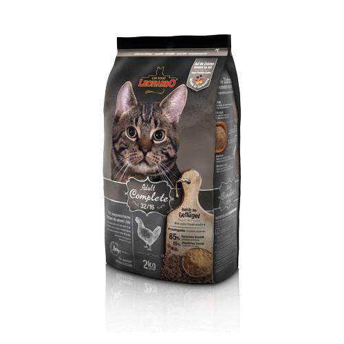 Леонардо Корм сухой Adult Complete 32/16 для кошек с низкой активностью, в ассортименте, Leonardo