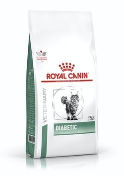 Корм Роял Канин VET сухой Diabetic feline DS46 для кошек при сахарном  диабете, в ассортименте, Royal Canin