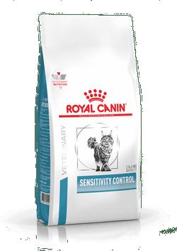 Корм Роял Канин VET сухой Sensitivity Control SC 27 Feline для кошек с пищевой непереносимостью, в ассортименте, Royal Canin