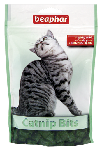 Беафар Подушечки Catnip Bits с кошачьей мятой для кошек, в ассортименте, Beaphar