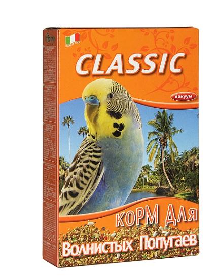 Фиори Корм Classic для волнистых попугаев, в ассортименте, Fiory