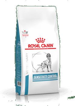 Корм Роял Канин VET Sensitivity Control SC21 для собак при пищевой аллергии или пищевой непереносимости, Утка, в ассортименте, Royal Canin