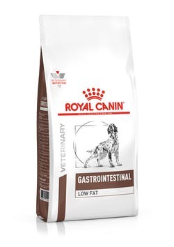 Корм Роял Канин VET Диета Gastrointestinal Low Fat LF22 с ограниченным содержанием жиров для собак при нарушении пищеварения, в ассортименте, Royal Canin