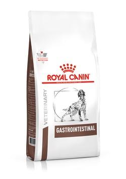 Корм Роял Канин VET Gastro Intestinal (Гастро Интестинал) для собак при нарушениях пищеварения, в ассортименте, Royal Canin