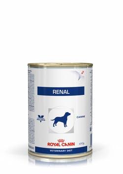Консервы Роял Канин VET Renal Диета для собак при почечной недостаточности, 410 г, Royal Canin