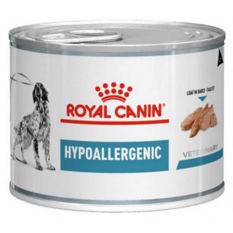 Консервы Роял Канин VET Hypoallergenic Диета для собак при пищевой аллергии или непереносимости, в ассортименте, Royal Canin