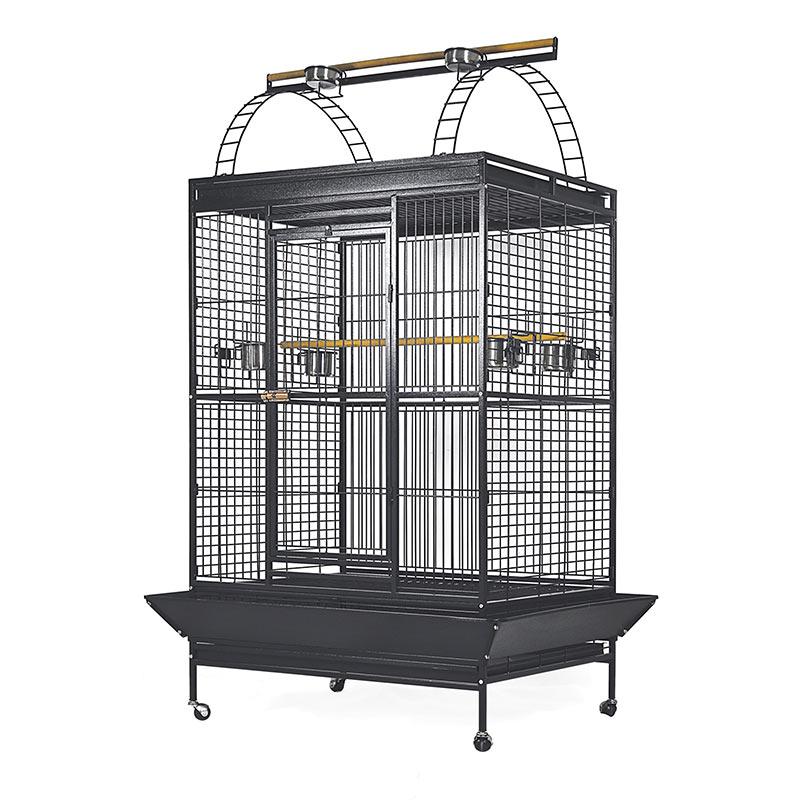 Триол Клетка-вольер для крупных птиц BC23, 123*103*203 см, в ассортименте, Triol