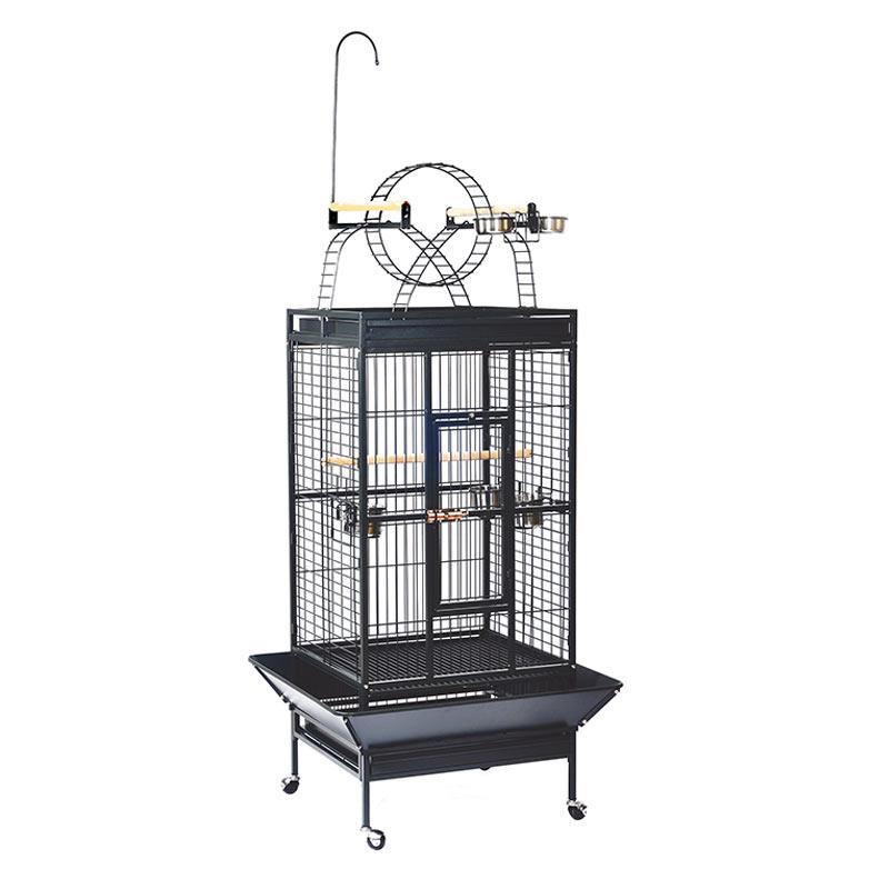 Триол Клетка-вольер для крупных птиц BC18-1, 83*77*178 см, в ассортименте, Triol