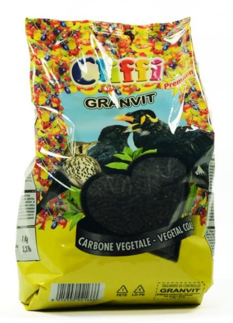 Клиффи Гранулированный корм для насекомоядных птиц Granvit, 1 кг, Cliffi