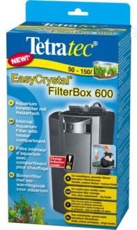 Тетра Внутренний фильтр EasyCrystal для аквариумов, 3 модели, Tetra