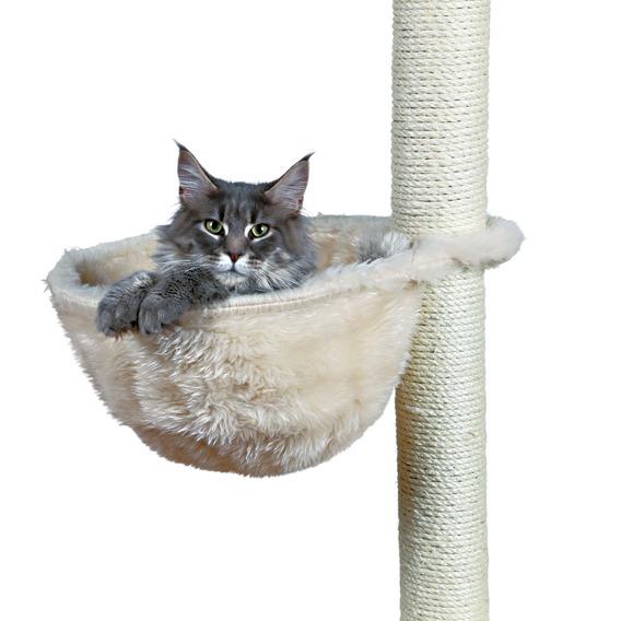 Трикси Гамак дополнительный длинноворсовый для кошачьего комплекса, диаметр 38 см, Trixie