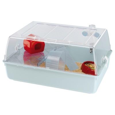 Ферпласт Террариум для грызунов Mini Duna Hamster, 55*47*27 см, в ассортименте, Ferplast