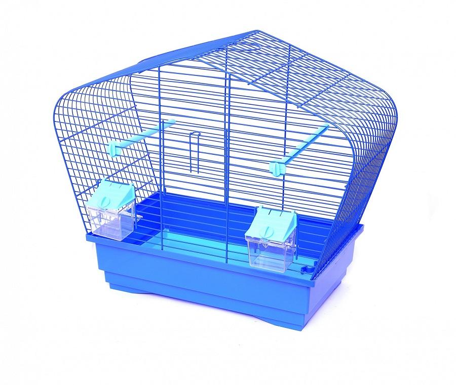 Бенилюкс Клетка Отто для мелких птиц, 50*26*42 см, Beneluх