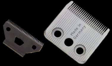 Мозер Ножевой блок на винтах для машинки Moser 1400, Moser