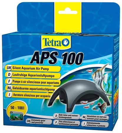 Тетра Компрессор для аквариума, черный, в ассортименте, Tetra