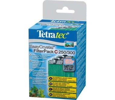 Тетра Фильтрующие картриджи с углем для внутреннего фильтра EasyCrystal, 3 шт./уп., в ассортименте, Tetra