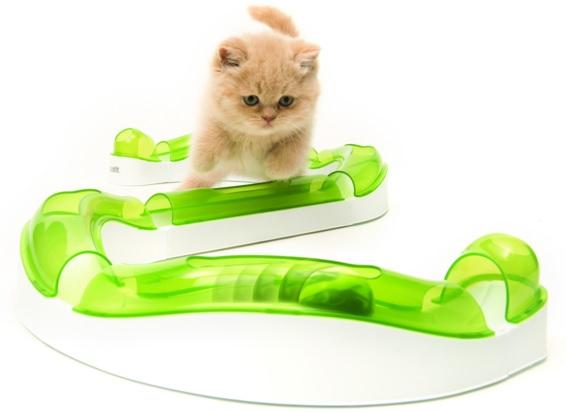 NEW Хаген Волнистая игровая дорожка Сatit Senses 2.0 для кошек, Hagen