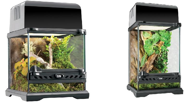 Экзо Терра Террариум стеклянный Natural Terrarium серия Nano, в ассортименте, Exo Terra