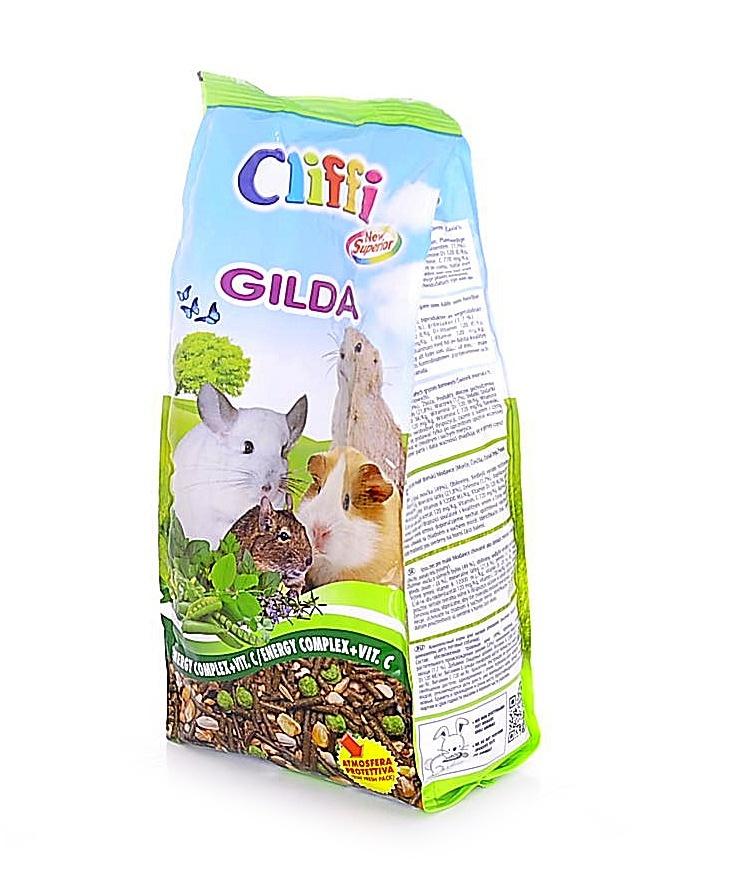 Клиффи Корм Gilda Superior for Guinea pigs для морских свинок, 900 г, Cliffi