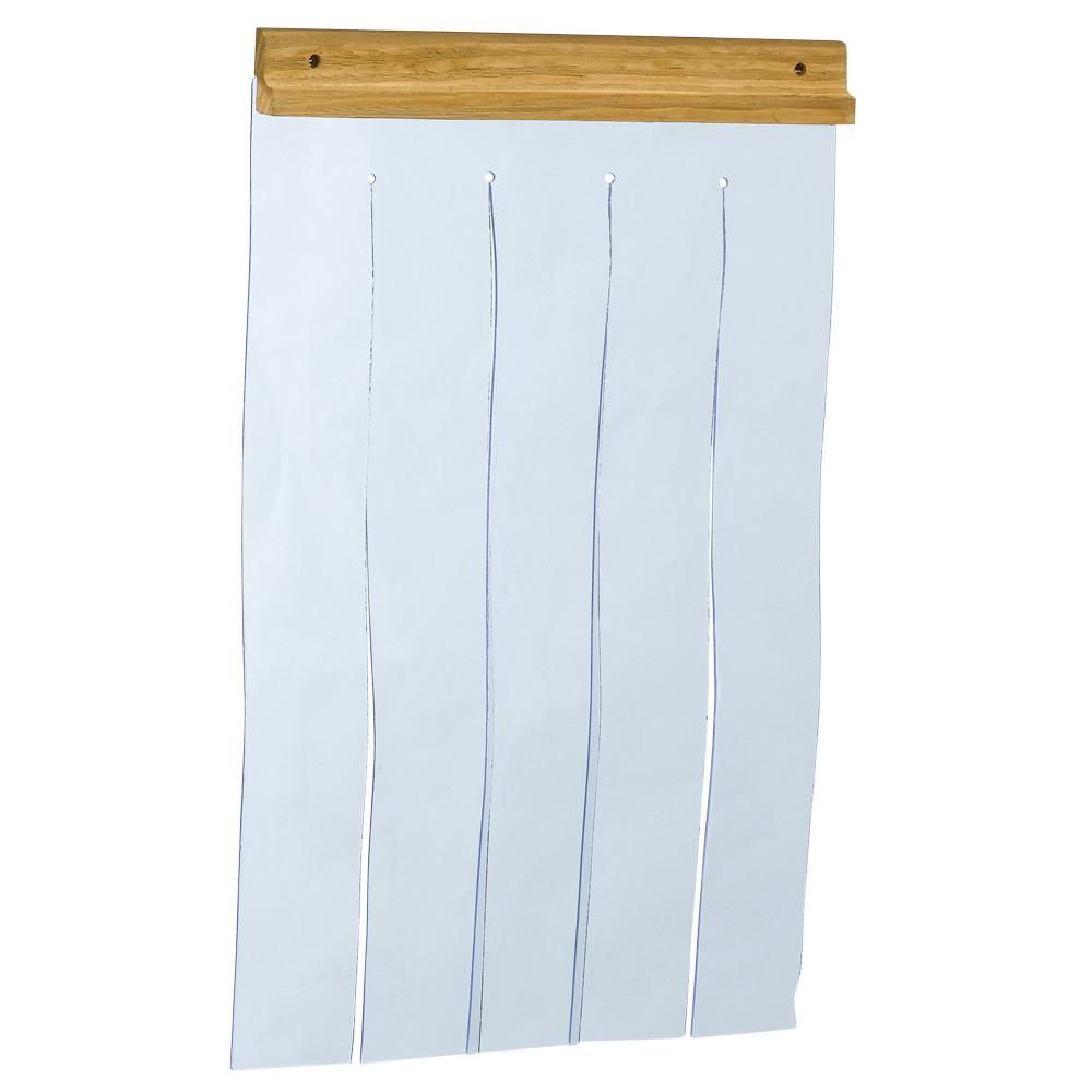 Ферпласт Силиконовая прозрачная шторка Kennel Door для будок, в ассортименте, Ferplast