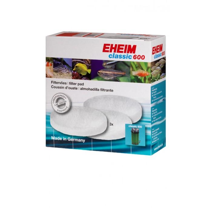 Эхейм Губки для фильтра EHEIM Classic 600, 3 шт, Eheim