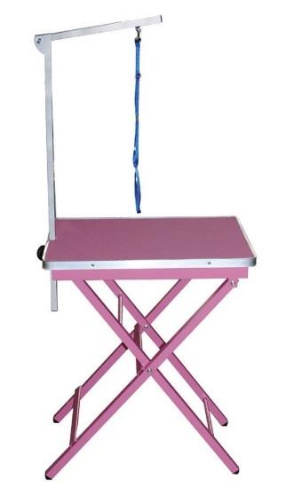 Грумерский стол складной Groom-X Ringside Table, 60*45*73-82 см, в ассортименте, Transgroom