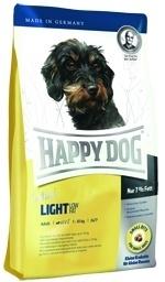 Корм Хеппи Дог сухой низкокалорийный Mini Light для взрослых собак мелких пород, 4 кг, Happy Dog