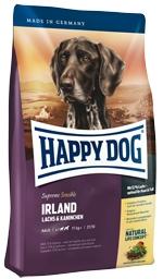 Корм Хеппи Дог сухой Суприм Ireland для взрослых собак весом от 11 кг, Лосось/Кролик, в ассортименте, Happy Dog