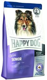 Корм Хеппи Дог сухой для пожилых собак мелких пород ФитВелл Сеньор Мини (FitWell Mini Senior), 4 кг, Happy Dog