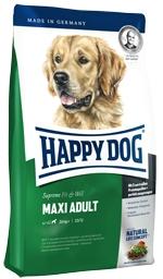 Корм Хеппи Дог сухой Суприм FitWell Adult Maxi для собак крупных и гигантских пород, 15 кг, Happy Dog