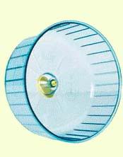 Триол Пластиковое беговое колесо для мелких грызунов, 15 см, Triol